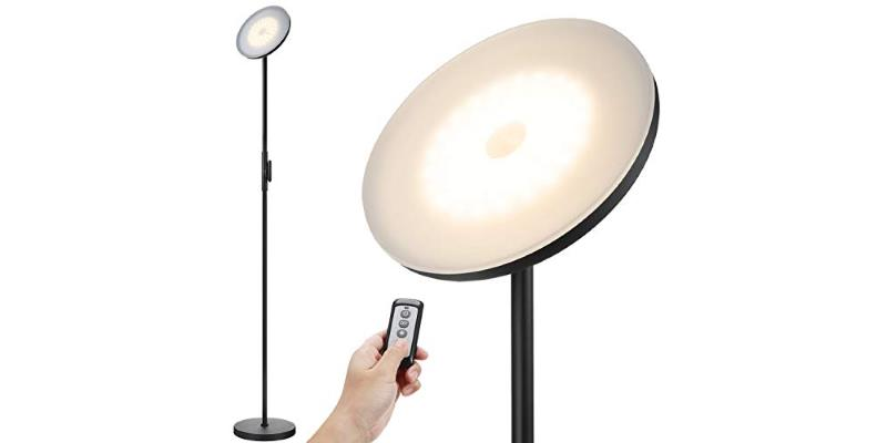Best Floor Lamps With Remote Control