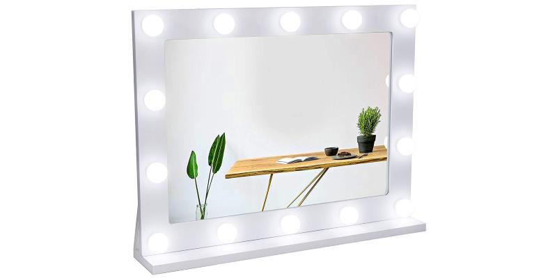 Best Hollywood Lighted Vanity Mirrors