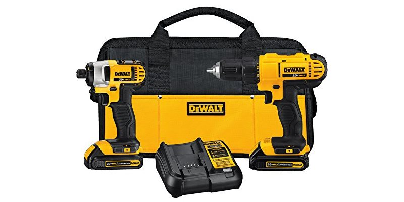 Best Cordless Drill & Impact Driver Combos