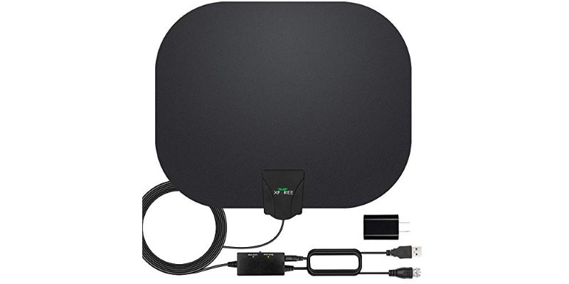 Best Indoor TV Antenna (2020) - 150 Mile TV Antennas