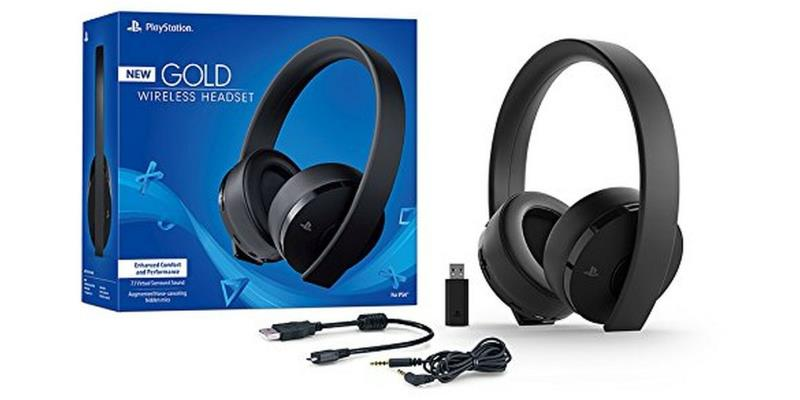 Best PS4 Wireless Headsets