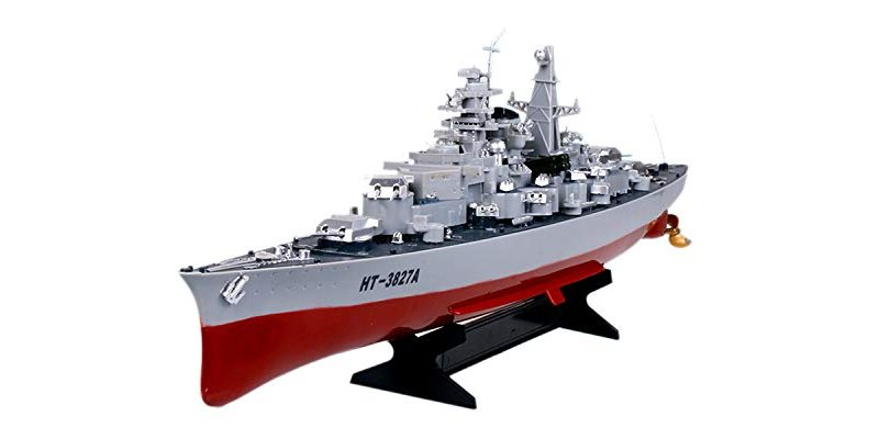 Best RC Battleships