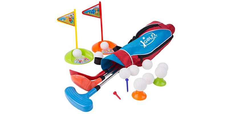 Best Toy Golf Clubs for Kids